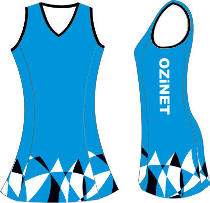 a10d22c1aee Netball Dresses - OZINET Performance Wear - for womens netball ...